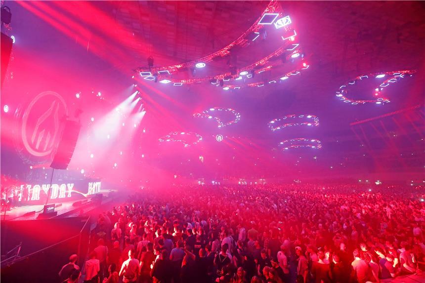 Hier tanzt Dortmund am Montag in den Mai