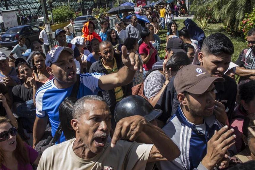 Nafta-Staaten fordern von Venezuela Rückkehr zur Demokratie