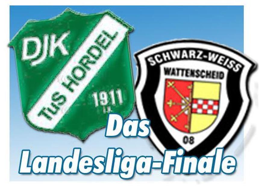 1:1 gegen Wattenscheid - Hordel steigt in die Westfalenliga auf