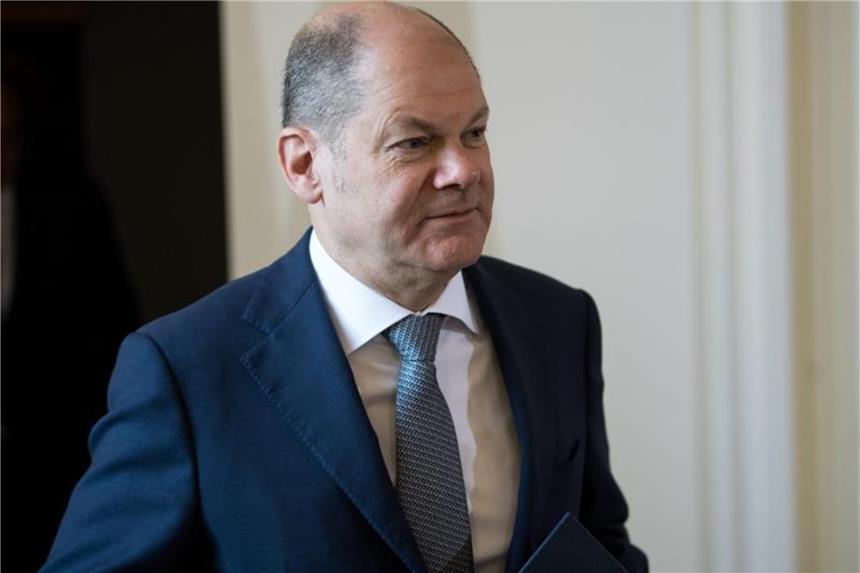 Finanzminister Scholz sieht Griechenland auf richtigem Weg