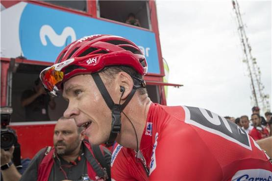 Doping oder Therapie: Test auffällig bei Tour-Sieger Froome