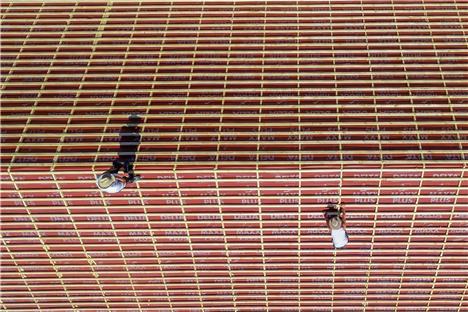 wie lang sind wartezeiten bei dachdeckern und heizungsmonteuren. Black Bedroom Furniture Sets. Home Design Ideas