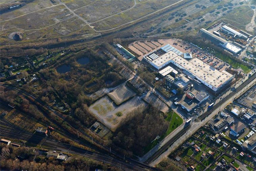 Neues Möbelhaus in der Nordstadt geplant
