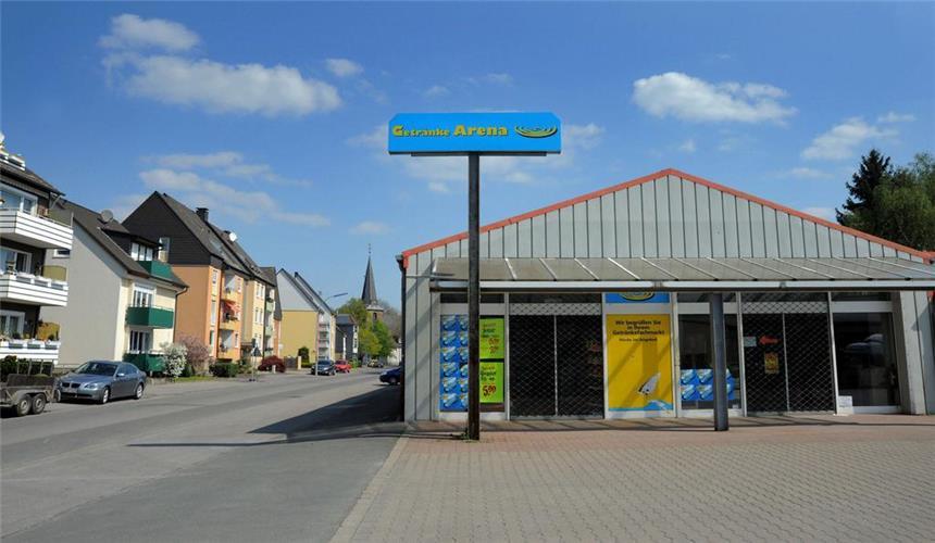 Getränke-Arena wegen Sicherheitsmängeln geschlossen