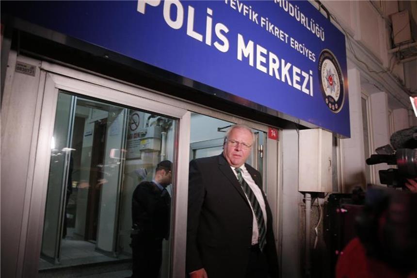 Gabriel erleichtert über Freilassung von Deutschem in Türkei