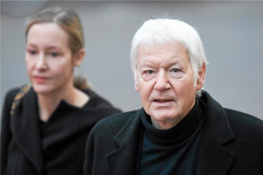 Urteil im Prozess gegen Anton Schlecker erwartet