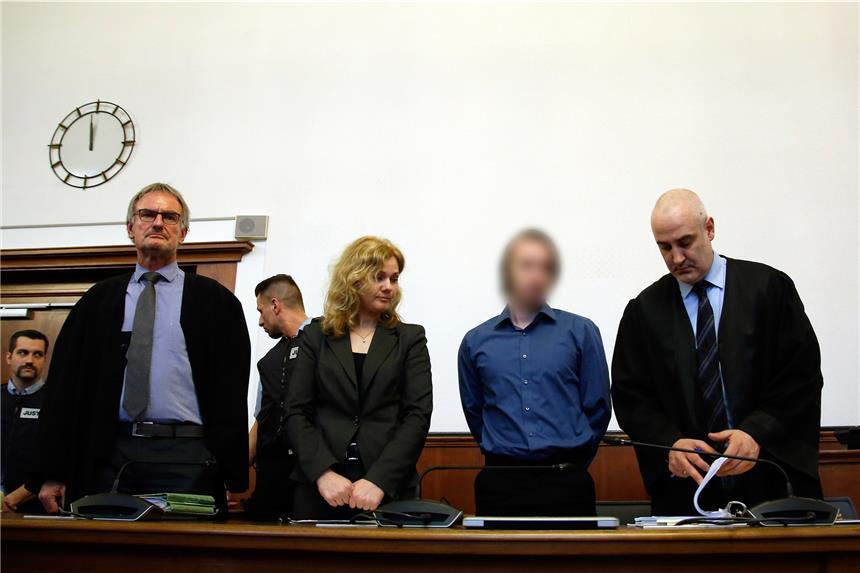 Prozessbeginn im Fall des Anschlags auf den BVB-Bus