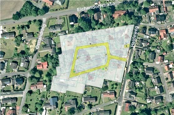 27 Neue Baugrundstücke In Wenningfeld