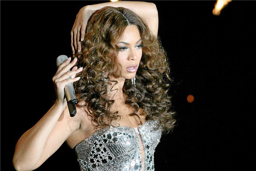 Beyoncé bei