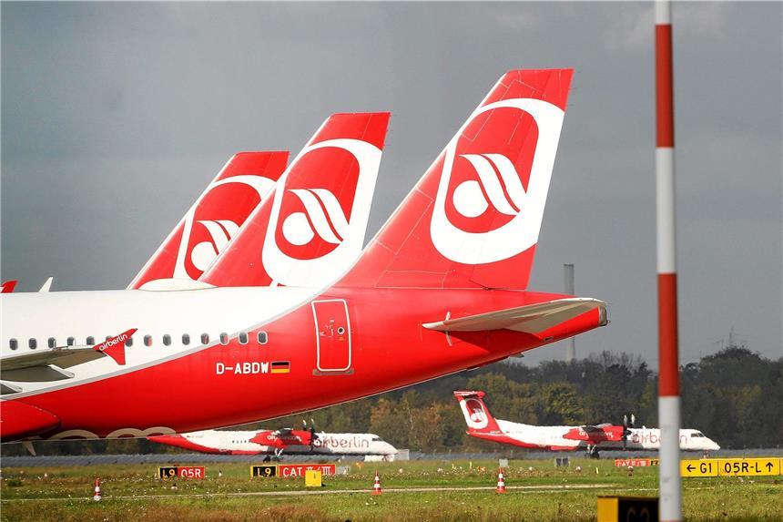 Air Berlin muss vorerst keine Informationen offenlegen