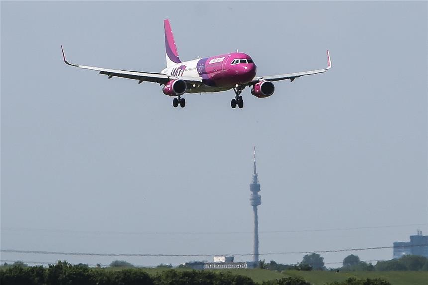 Wizz Air verbindet den Flughafen Dortmund mit drei neuen Zielen