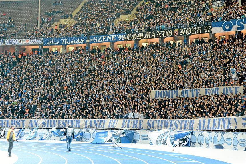 Fan-Fehlverhalten: DFB verhängt 100 000 Euro Strafe