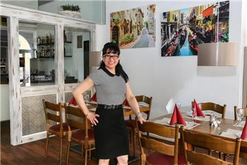 """All' Arco"": Neues Restaurant im Althoffblock"