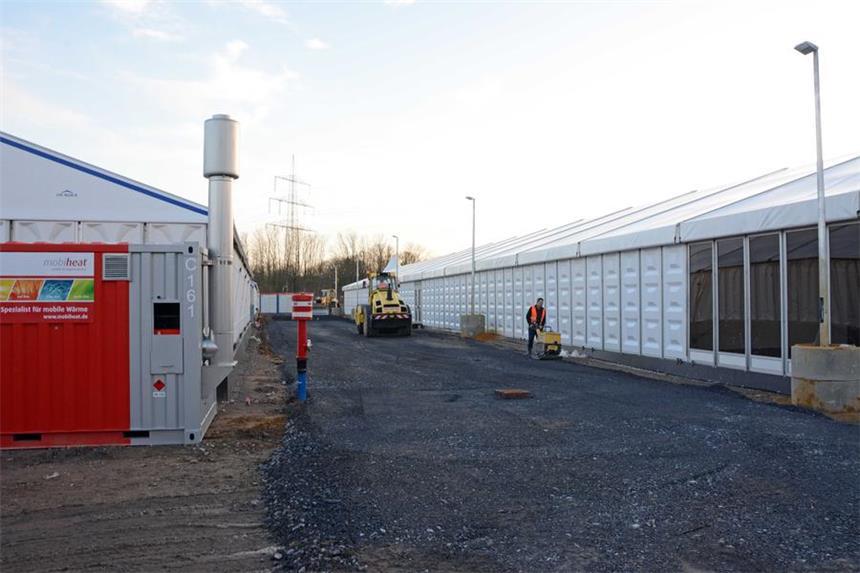 Ex-Kraftwerksgelände in Habinghorst
