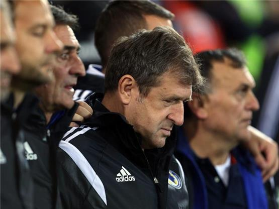 Bosniens Nationaltrainer Susic entlassen