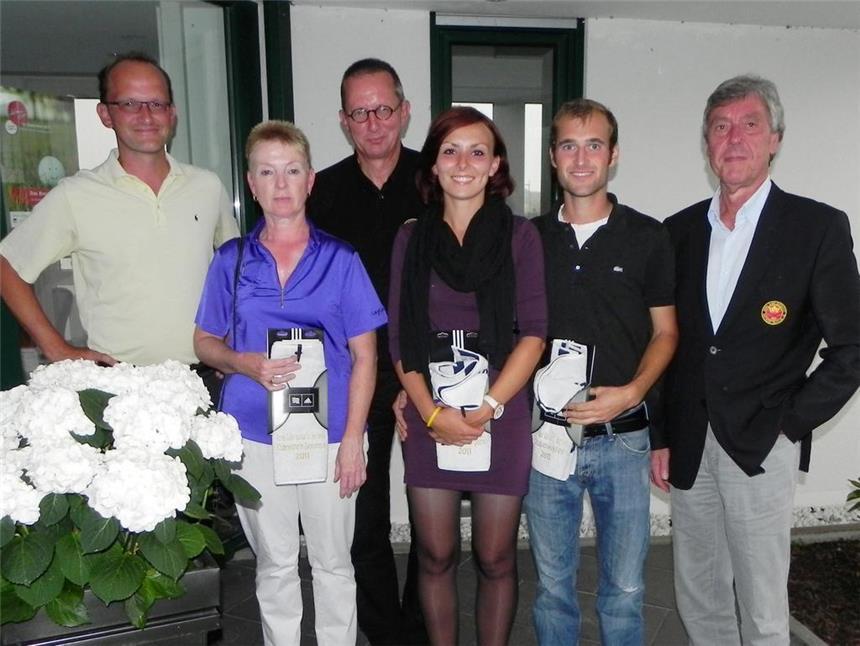 Tischler Dortmund golf clubmeisterschaften