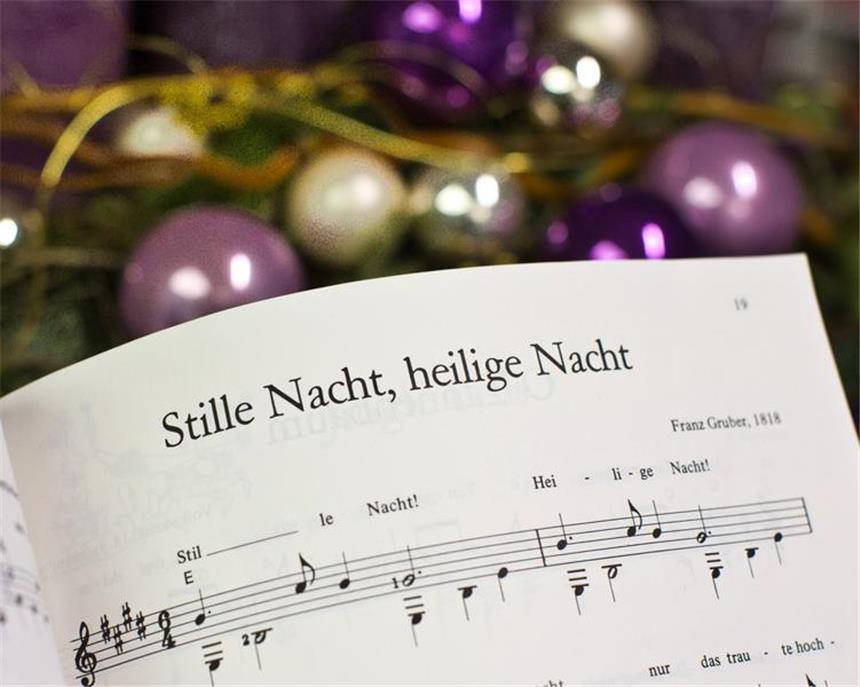 Die beliebtesten deutschen Weihnachtslieder