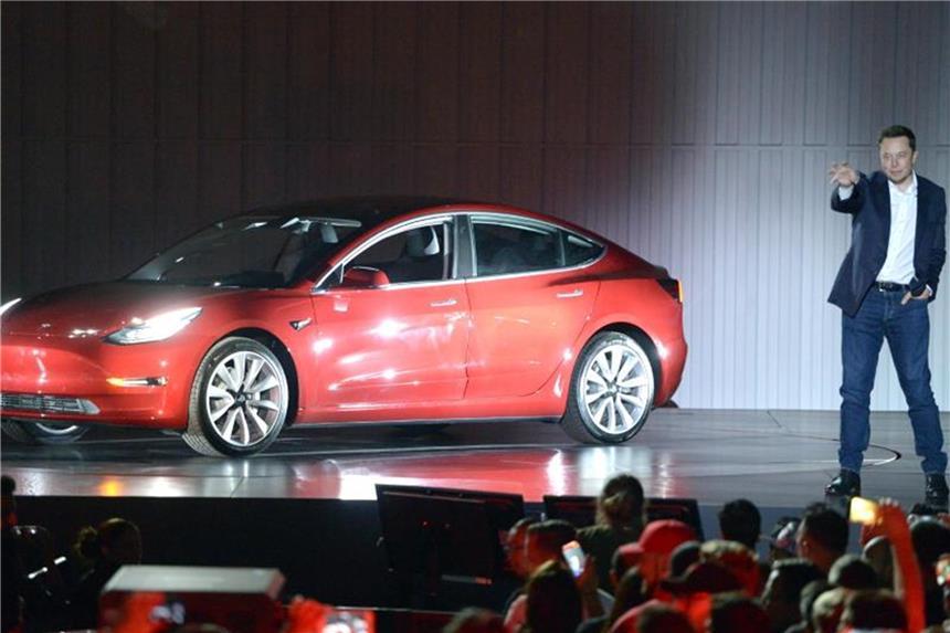 Tesla übertrifft die Erwartungen