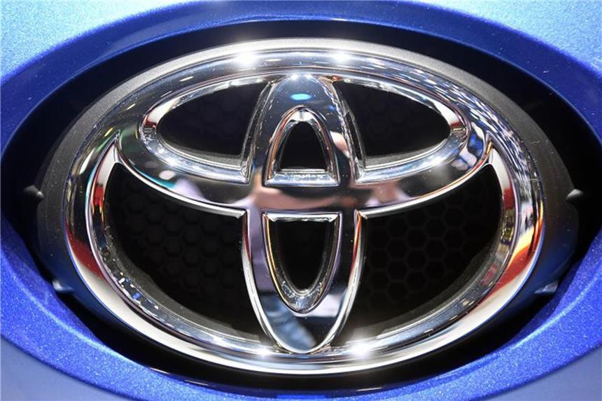 Toyota ist nach Rekordgewinn optimistisch für 2018