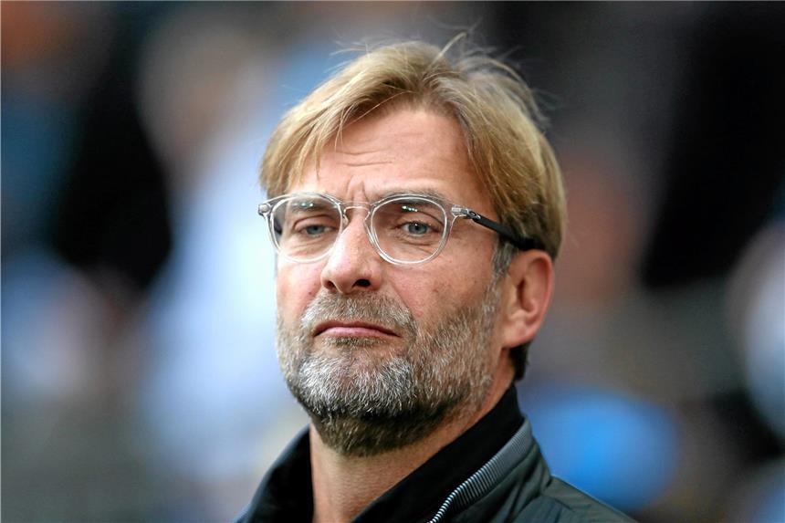 Sorge um Jürgen Klopp: Liverpool-Coach im Krankenhaus
