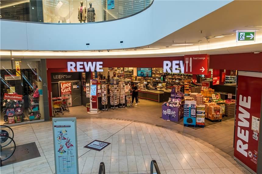Rewe verabschiedet sich aus der Thier-Galerie - Gespräche mit ...