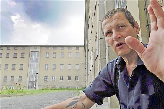 aca87126d720da Politischer Gefangener erzählt vom Knast-Alltag im Stasi-Staat