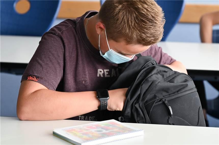 Söder hält Maskenpflicht im Unterricht für möglich