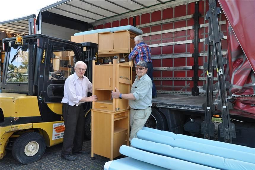 Betten und Co. aus Senioren-Residenz gehen an polnisches ...