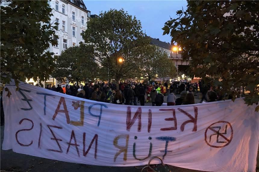 Polizei Darf Anti Israel Parole Bei Neonazi Demo Nicht