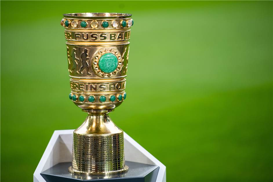 Dfb Pokal Auslosung 2 Runde 2021