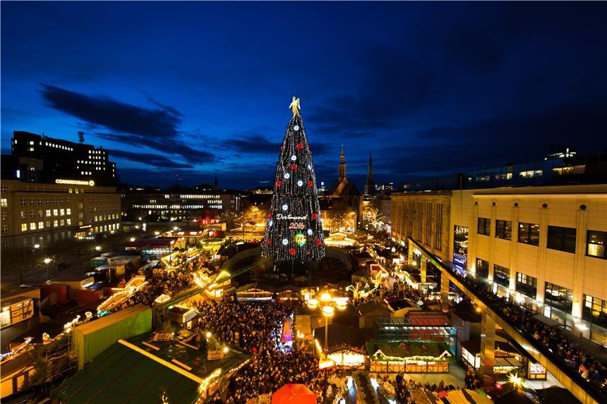 öffnungszeiten Dortmunder Weihnachtsmarkt.Das Sollten Sie über Dortmunds Weihnachtsmarkt Wissen