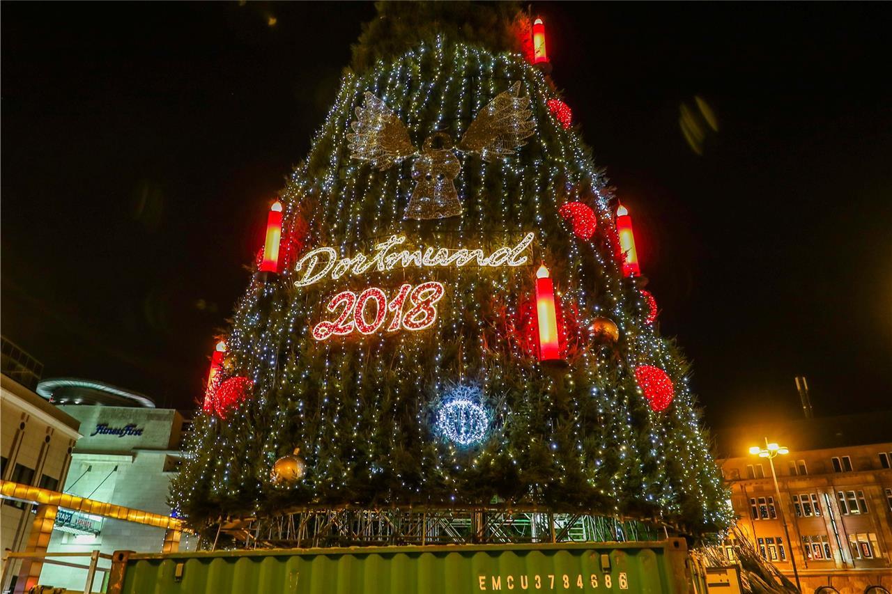 Wie Lange Hat Der Weihnachtsmarkt Auf.Dortmunder Weihnachtsmarkt Die Wichtigsten Fragen Und Antworten