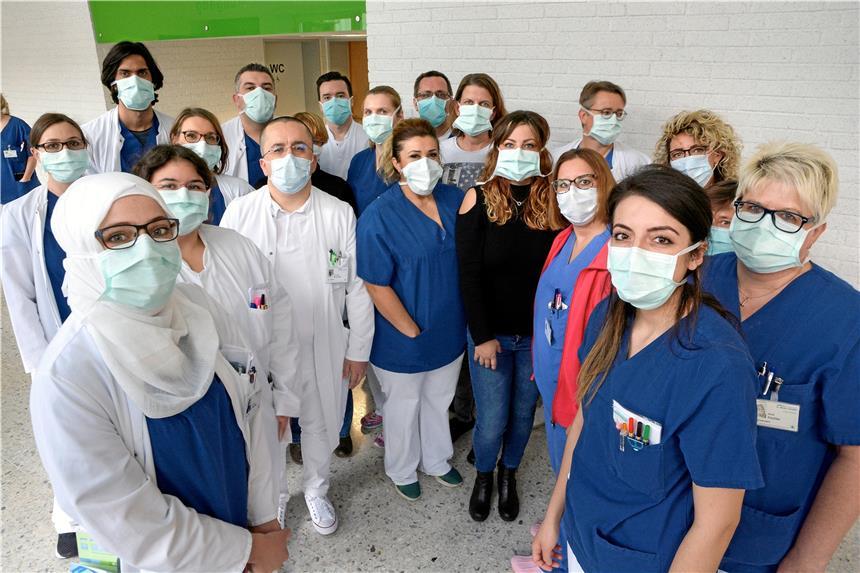 Die Grippe Ist In Lünen Angekommen