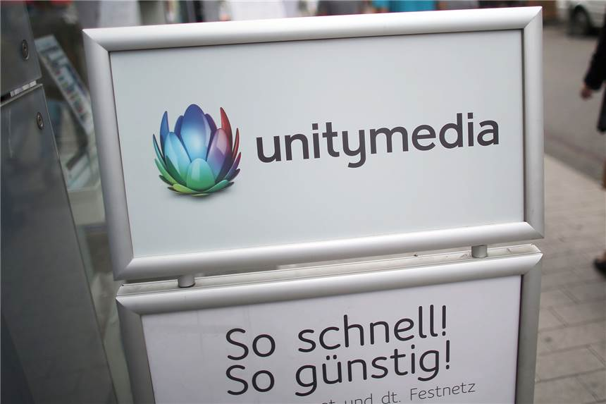 Angebliche Unitymedia Mitarbeiter