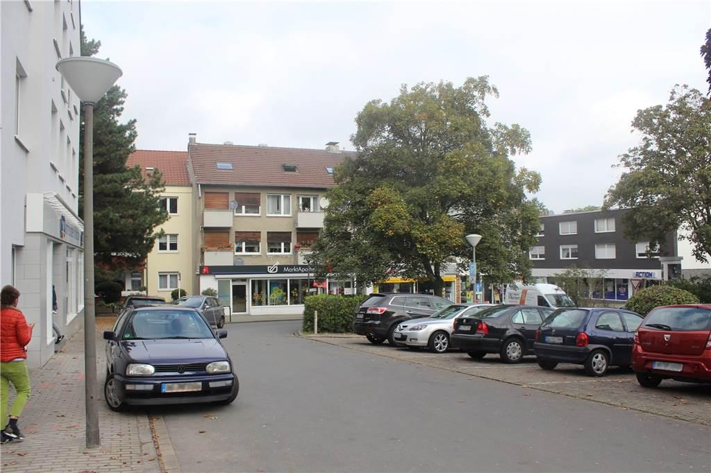 Gewerbe Im Wohngebiet Parkplätze