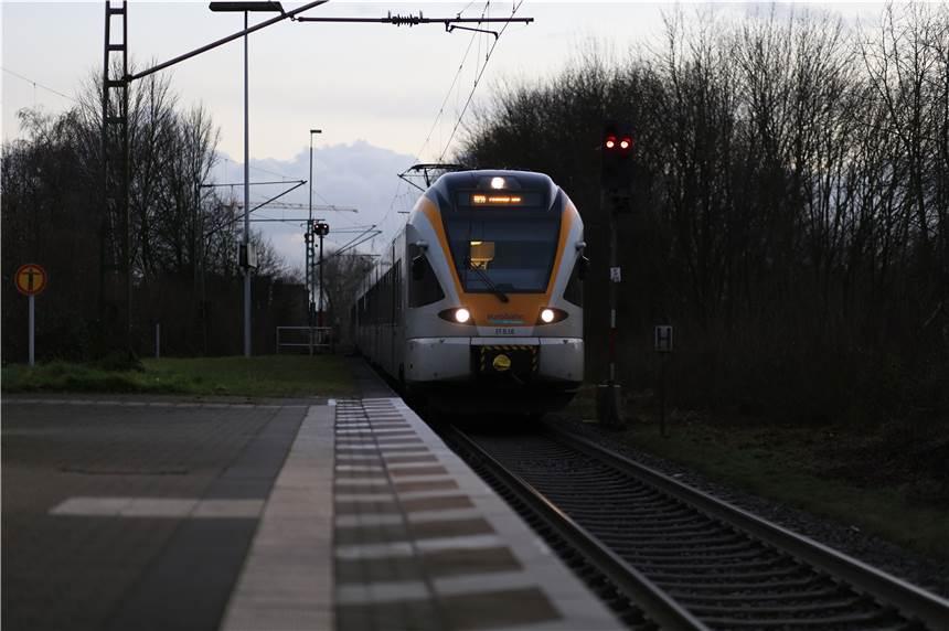 Busse Statt Bahnen Eurobahn Fällt Ab Dem 12 November Zeitweise Aus