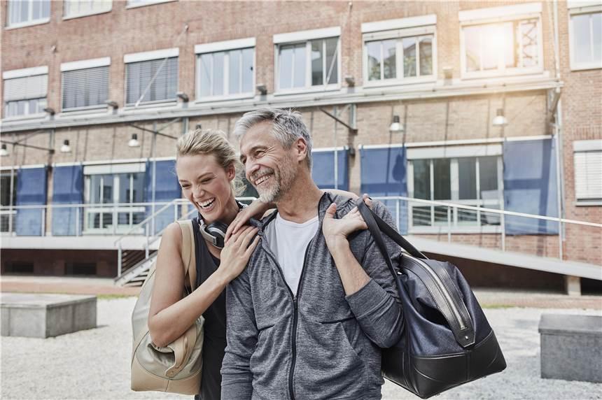 Paare mit großem Altersunterschied: Kann das gutgehen?