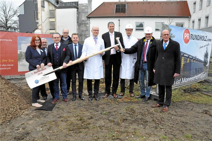 Klinik Am Park Investiert 9 Millionen Euro