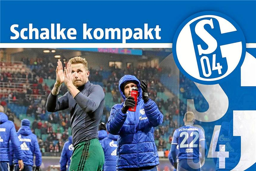 Pressekonferenz Schalke Heute