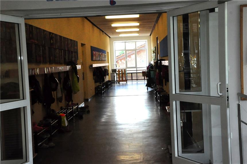 Gut bekannt So geht der Umbau der Südkirchener Grundschule voran QC21