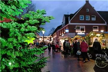 Weihnachtsmarkt Bad Iburg.Freizeit Weihnachtsmärkte