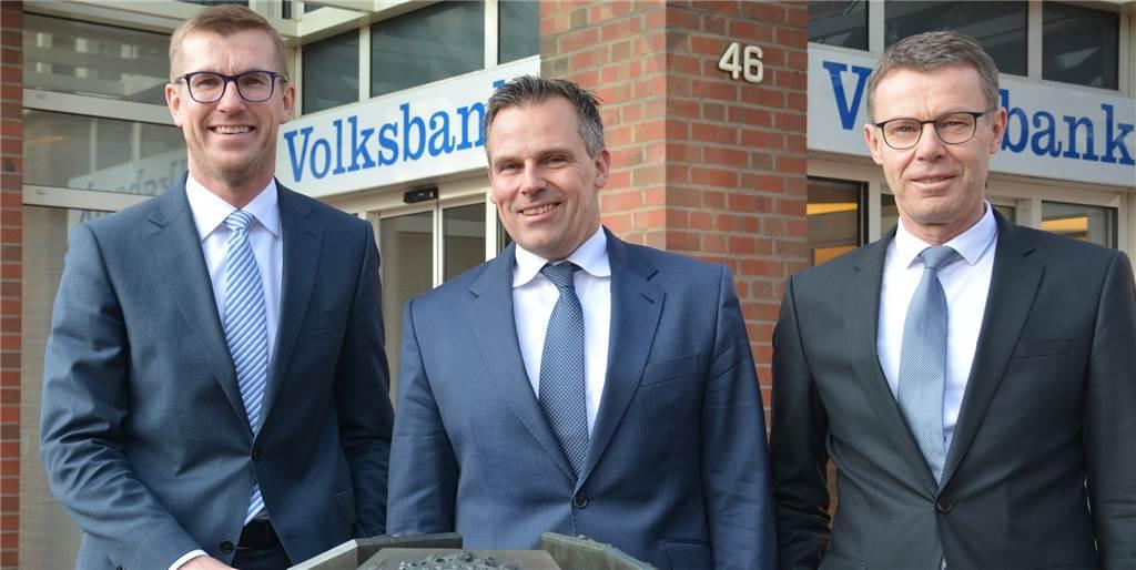 Negativzinsen Volksbank