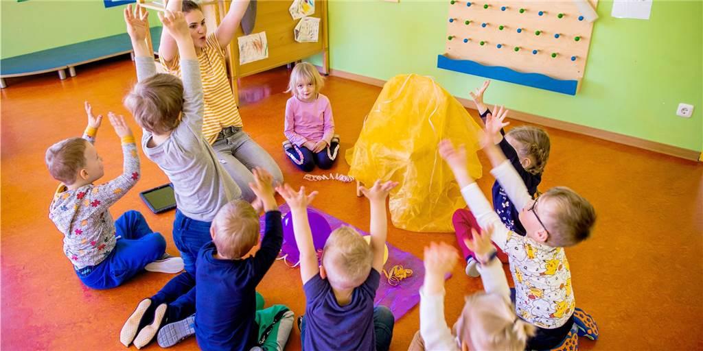 Kindergärten öffnen Corona