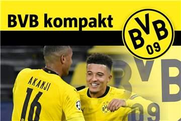BVB kompakt am Morgen - das passiert heute bei Borussia Dortmund