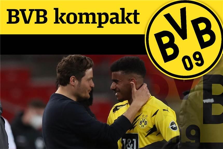 Bvb Kompakt Am Morgen Das Passiert Heute Bei Borussia Dortmund