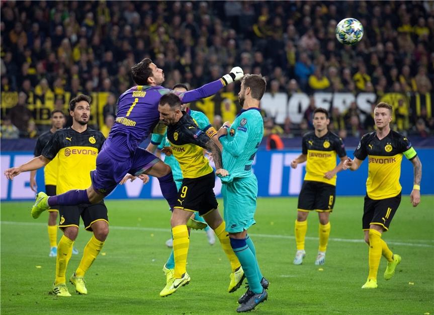 Bvb Tickets Champions League