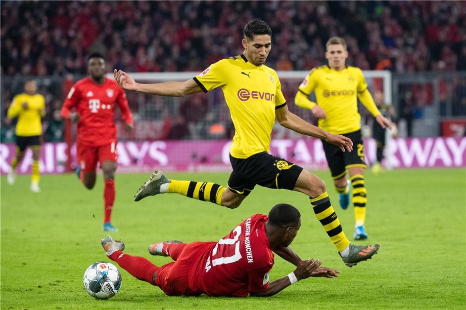 Bvb Gegen Fc Bayern Im Free Tv So Sehen Sie Das Spiel Live Im Tv Und Live Stream