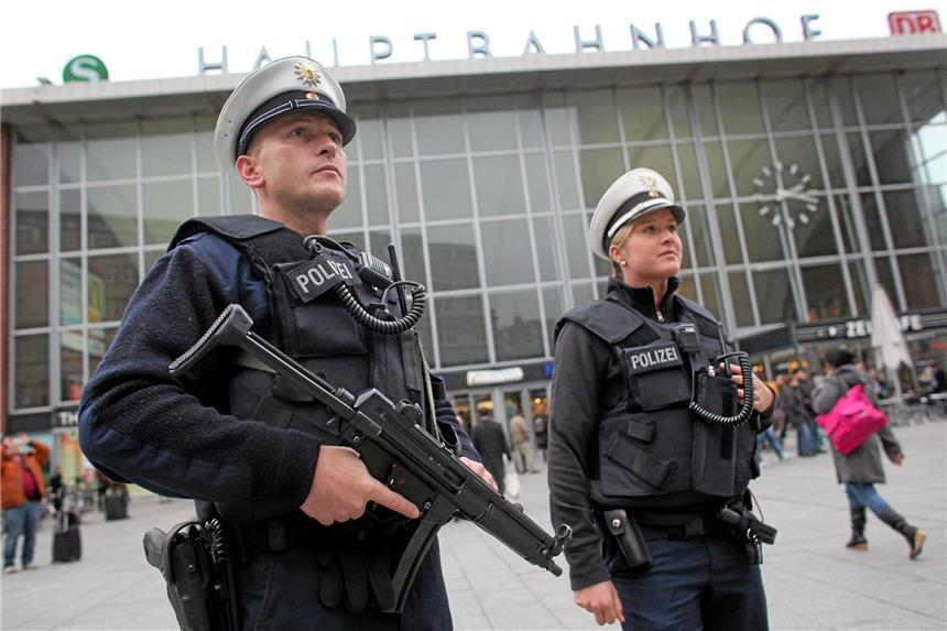 Bundespolizei Dienststellen