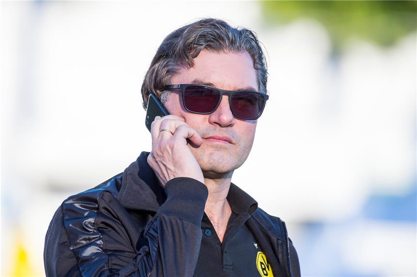 Borussia Dortmund: Zorc verlängert seinen Vertrag beim BVB