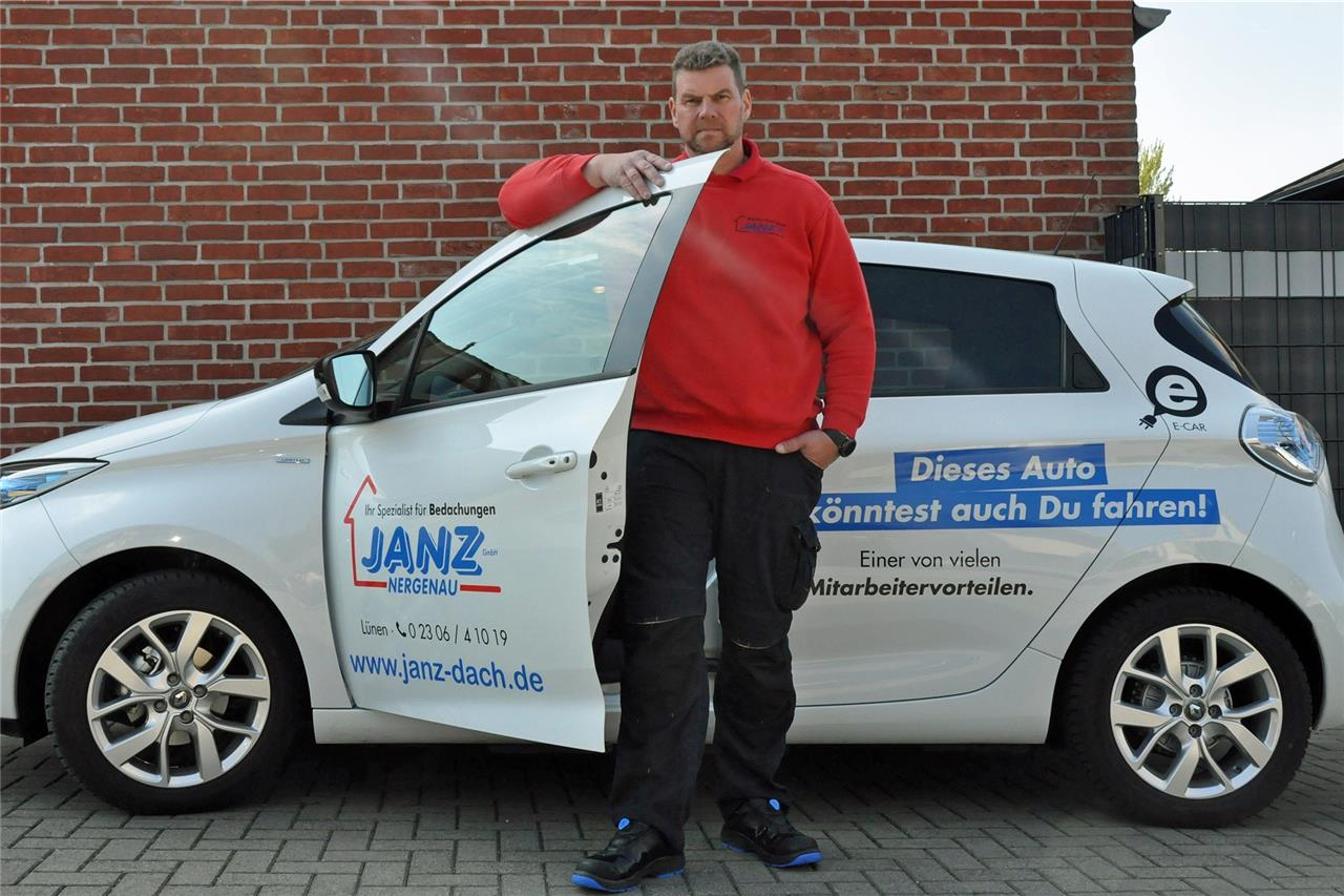 E-Auto, Kita-Zuschuss: So kämpft Dachdeckermeister Markus